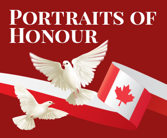 portraits of honour footer logo